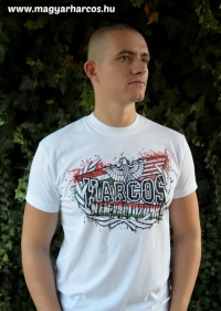PoK65 - MAGYAR HARCOS póló-Nem változunk