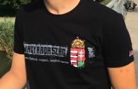 PoK82 - Magyarország-Címeres póló