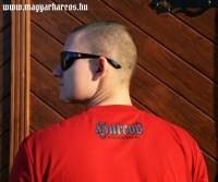 PoK59 - magyar HARCOS-Pajzs póló