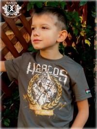 PoGY28 - Tovább az úton gyerek póló