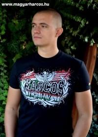 PoK64 - MAGYAR HARCOS póló-Nem változunk