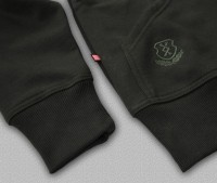 PuZ18 - HARCOS kapucnis cipzáras pulóver