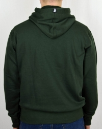PuB11 - Pajzs-HNB kapucnis belebújós pulóver