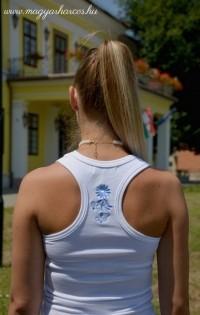 AtN11- Női atléta hímzett