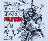 PoK39 - MÁR VÁRNAK RÁD póló